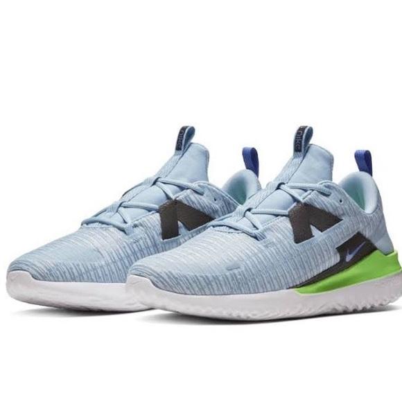 Salida Autónomo Predicar  Nike Shoes | New Nike Renew Arena Hydrogen Blue Shoes | Poshmark